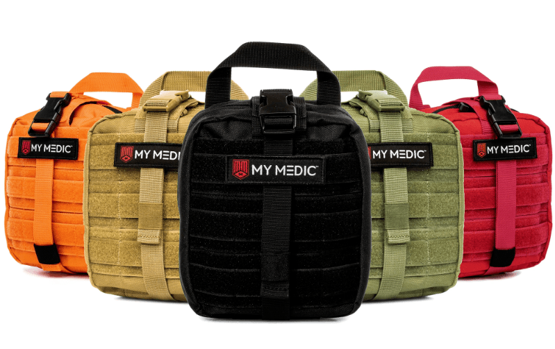 My Medic - FAK - First Aid Kit