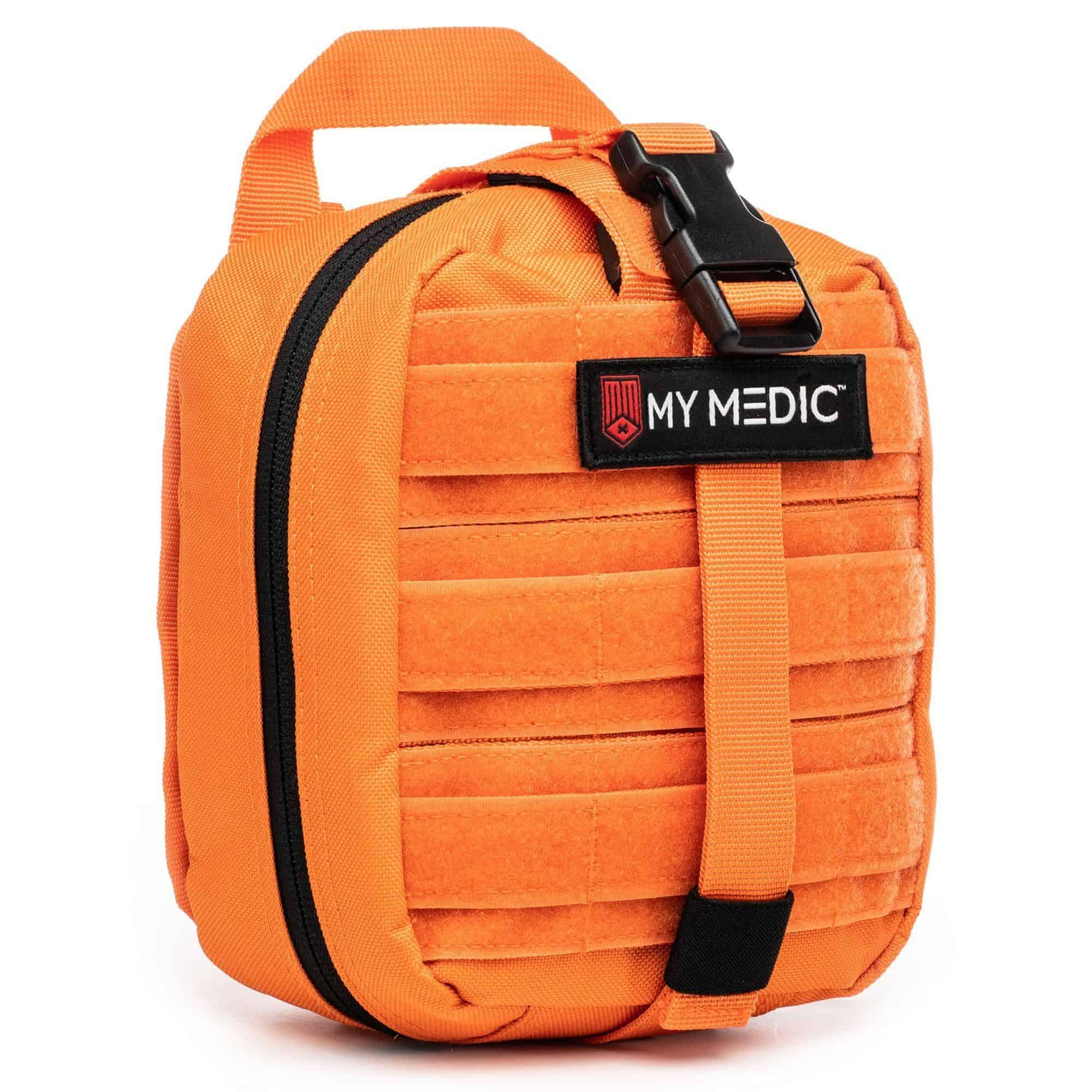 MyMedic FAK - First Aid Kit - Orange