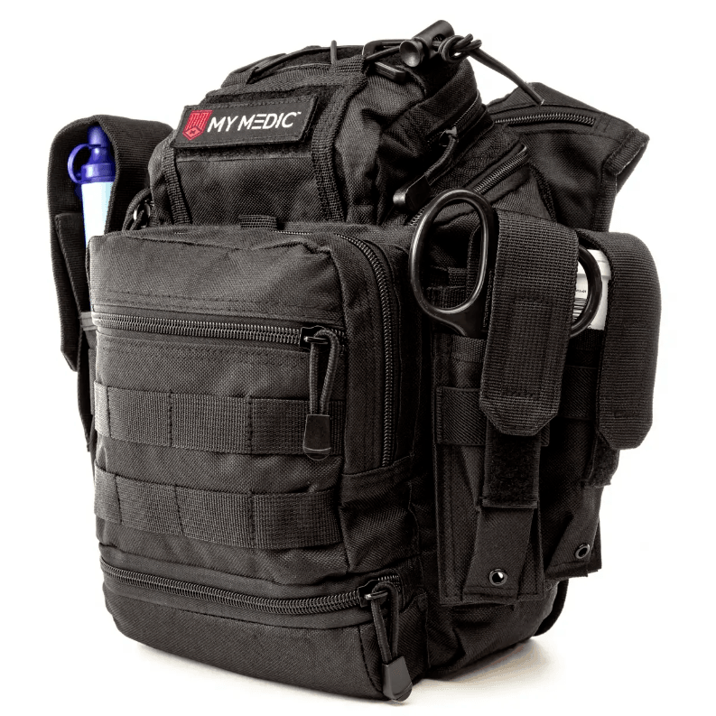 MyMedic Recon Kit Black