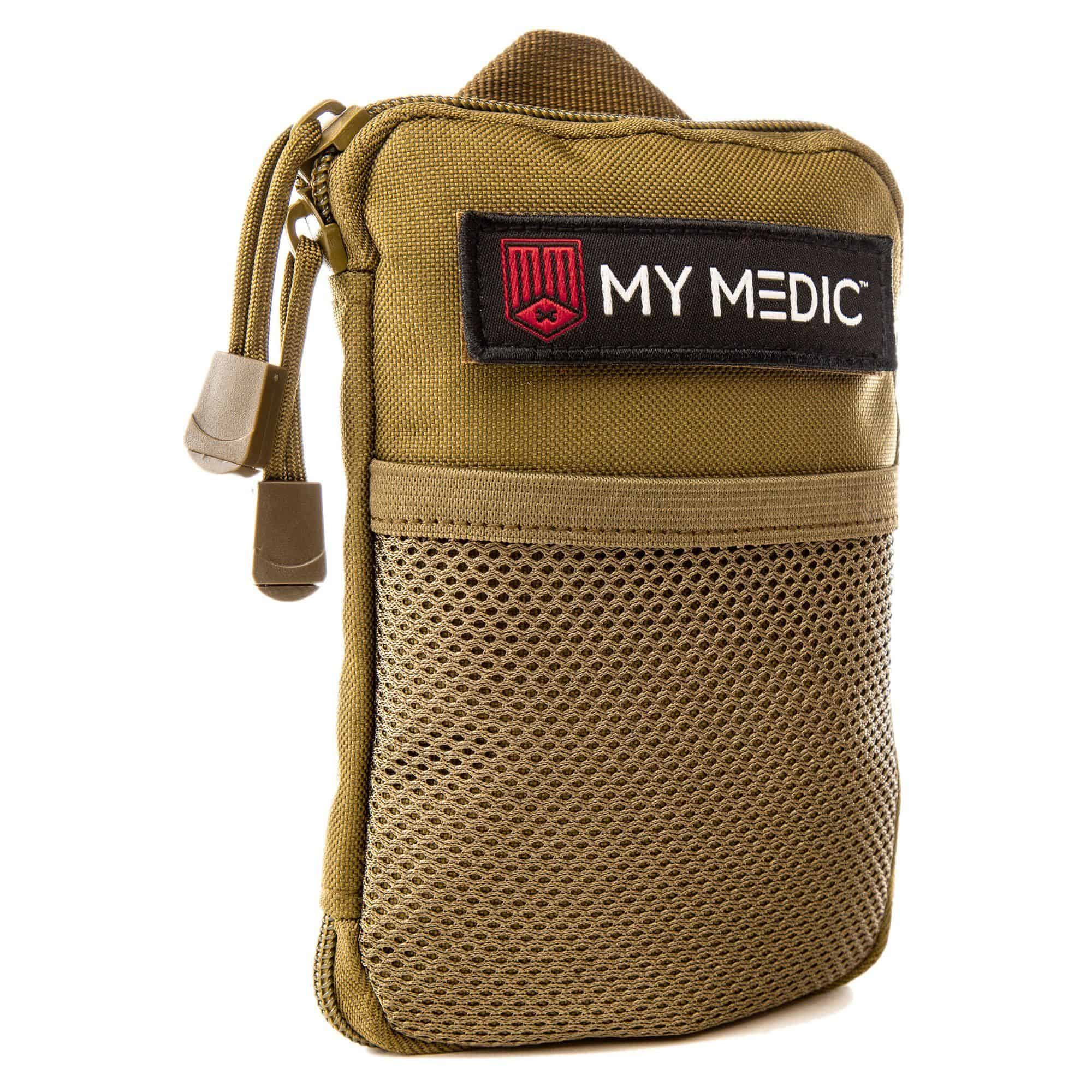 MyMedic Solo First Aid Kit - Color Coyote