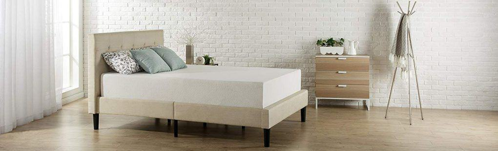 Zinus Memory Foam Green Tea Infused Mattress