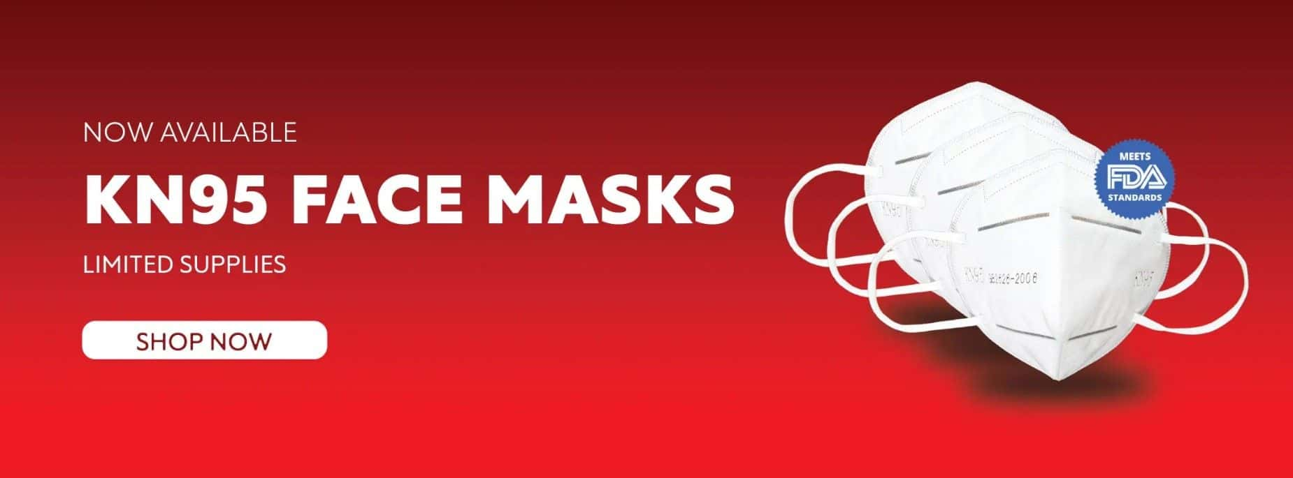 KN95 Face Masks are now available directly from MyMedic.com