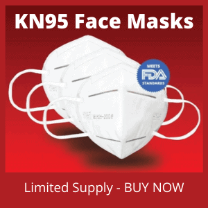 KN95 FDA Approved Face Masks