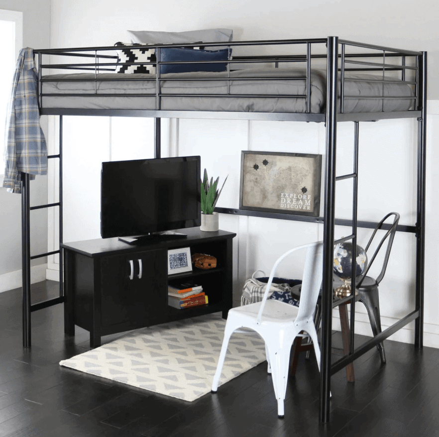 Loft Beds are a great choice for teens