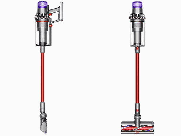 Dyson V11 Outsize Dimensions