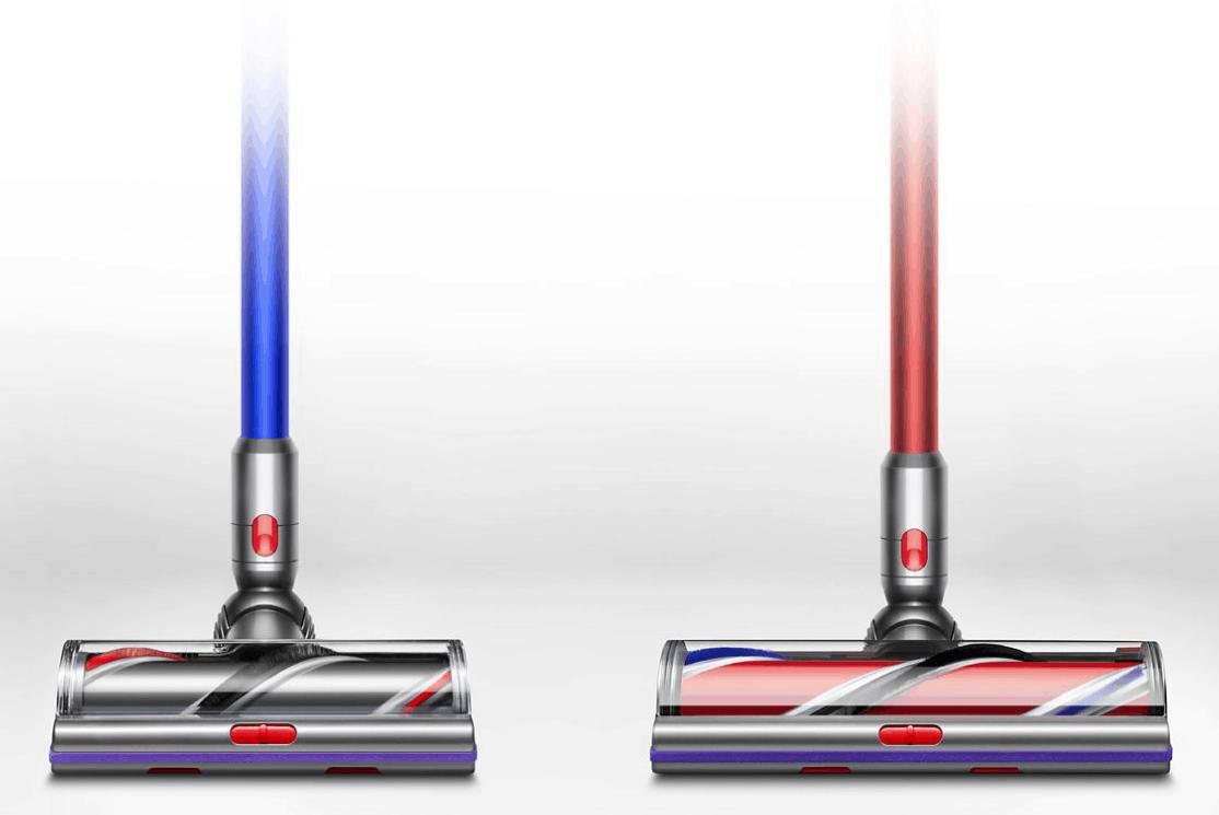 Dyson V11 Torque Drive vs Dyson V11 Outsize - Head Cleaner Comparison