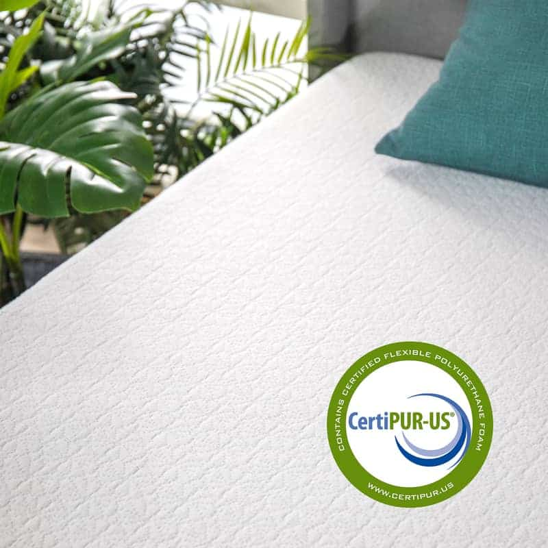 CertiPUR-US Certified Flexible Polyurethane Foam