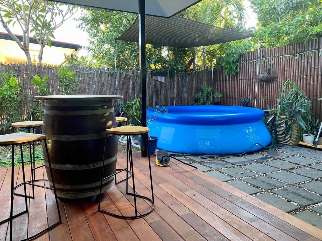 Intex Portable Pool