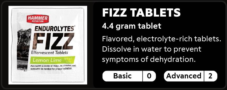 Fizz Tablets