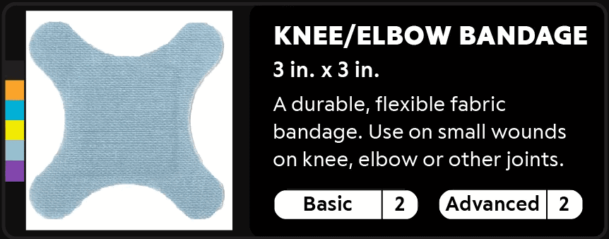 Knee or Elbow Bandage