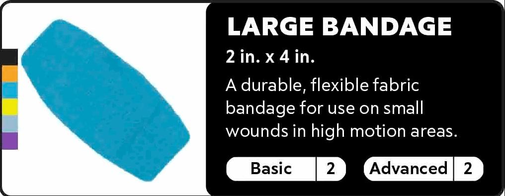 MyMedic Large Bandage