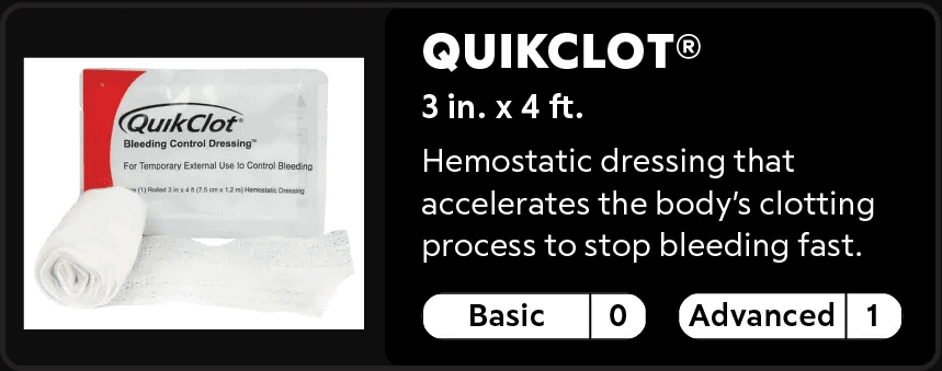 MyMedic Quick Clot
