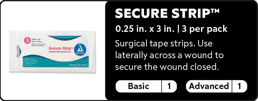 MyMedic Secure Strip