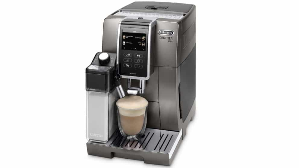De'Longhi Dinamica Plus Fully Automatic Coffee Machine