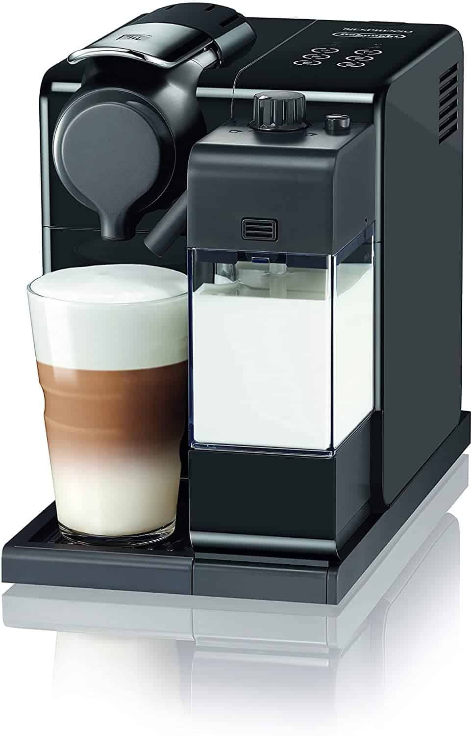 De'Longhi Nespresso Lattissima Touch Capsule Coffee Machine EN560B