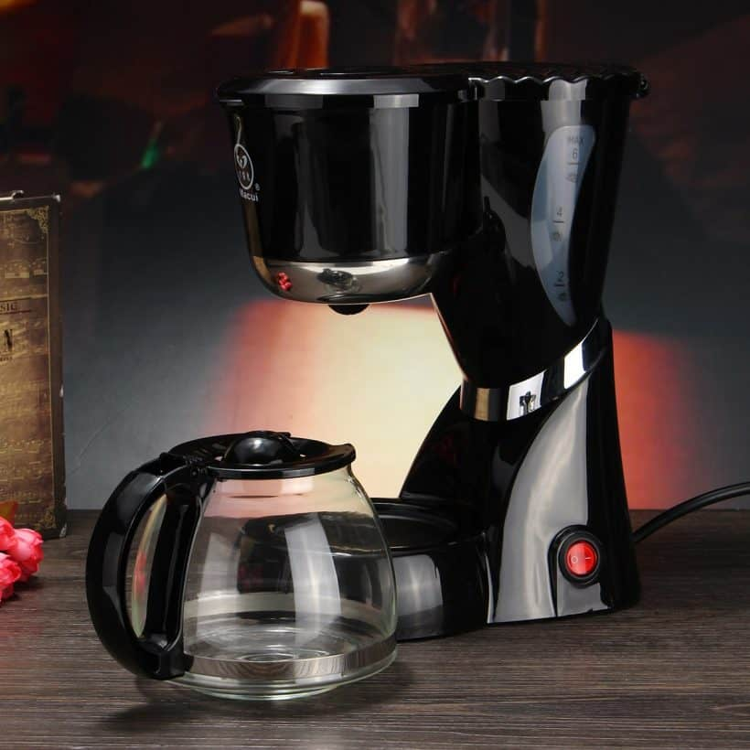 Electric Drip Coffee Makers