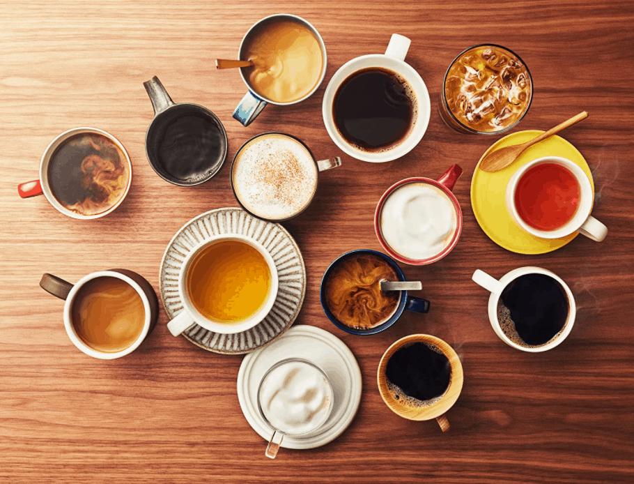 K Cafe Brew varieties