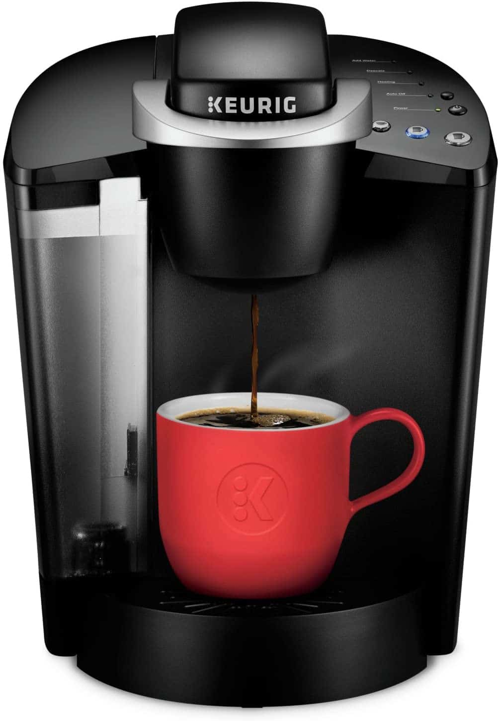 K-Classic Coffee Machine in Black