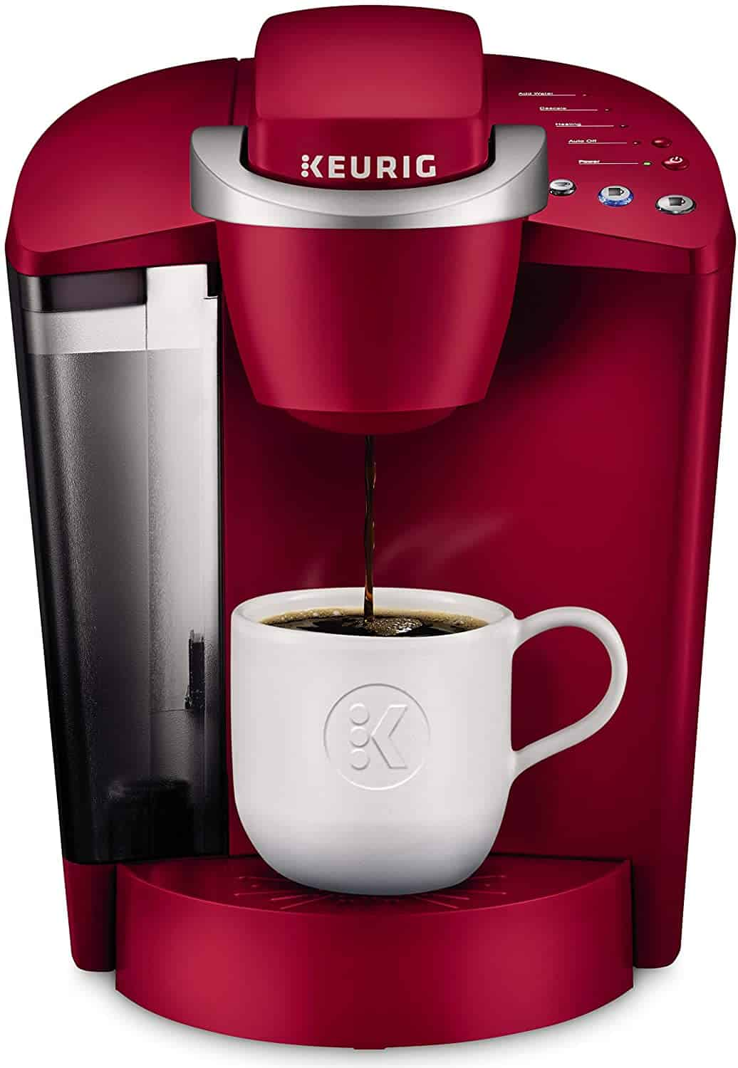 K-Classic Coffee Machine in Red