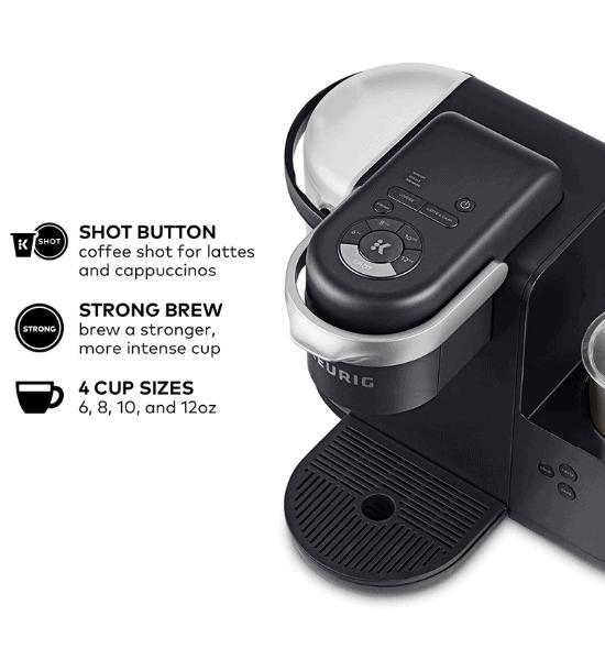 Keurig K-Cafe Buttons