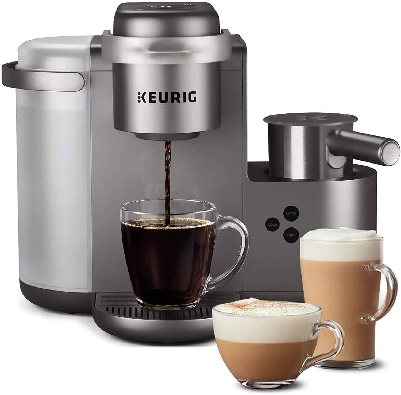 Keurig K-Cafe Special Coffee Maker Release