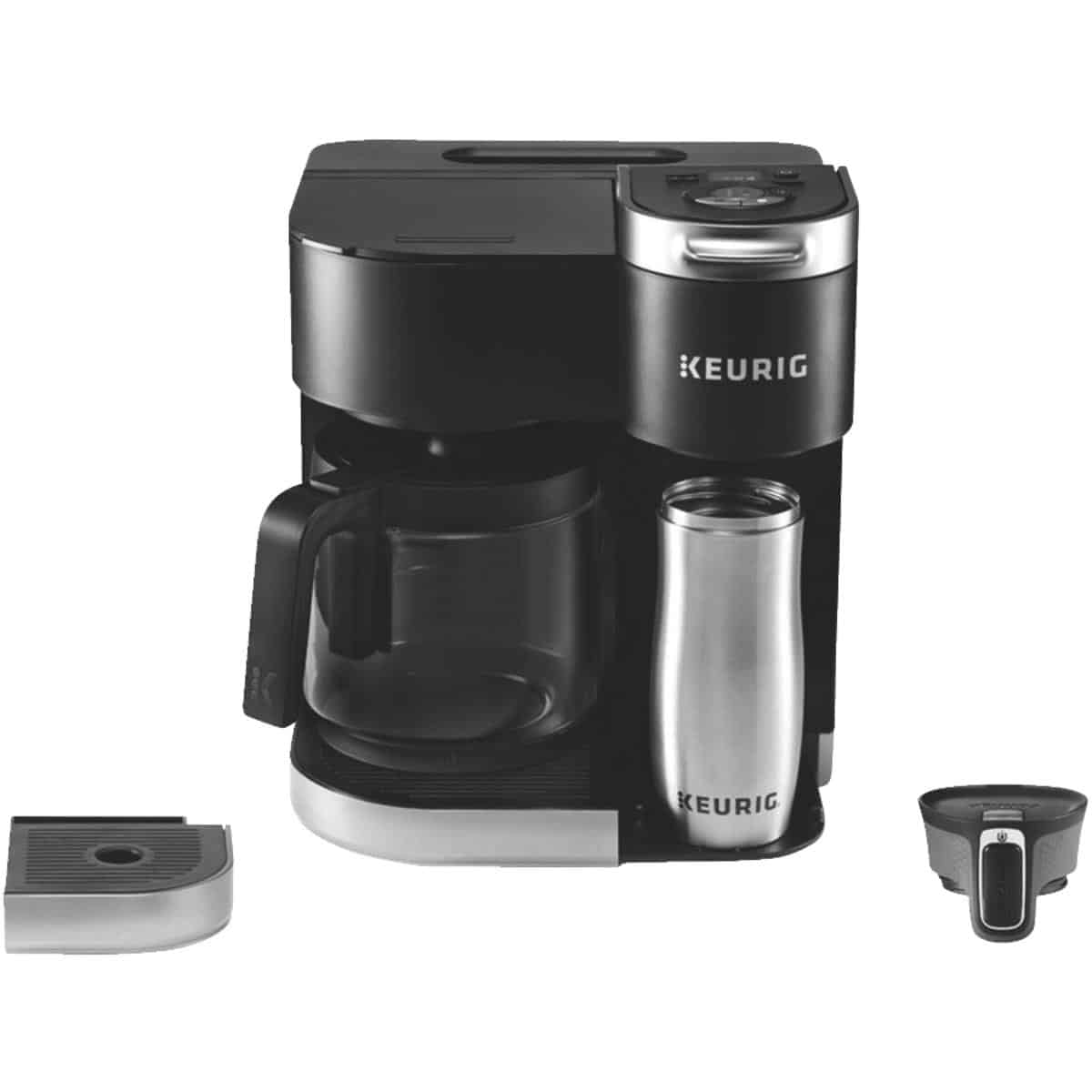 Keurig K-Duo Travel Mug Friendly