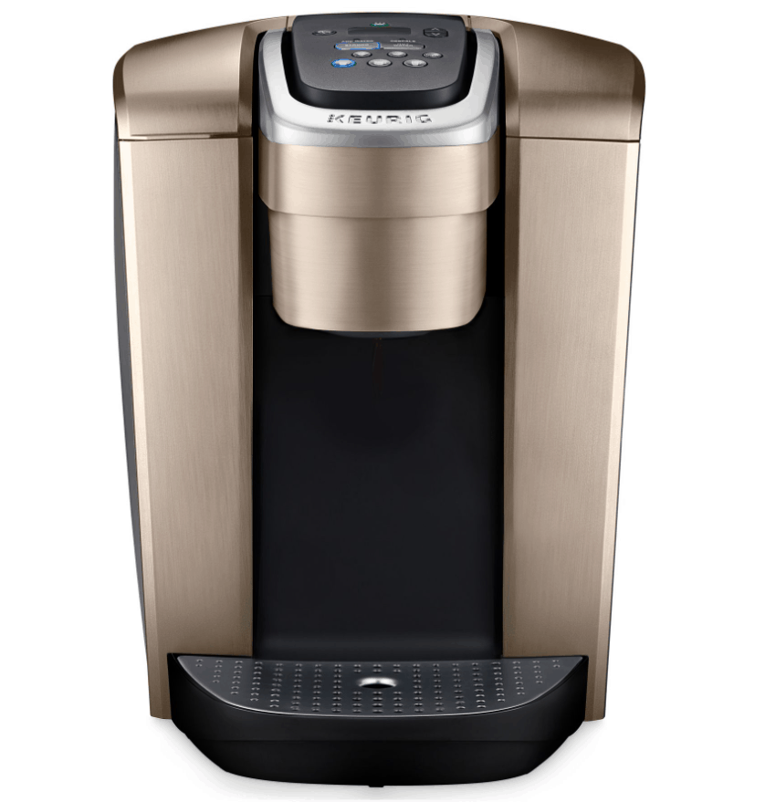 Keurig K-Elite Coffee Maker - Brushed Gold