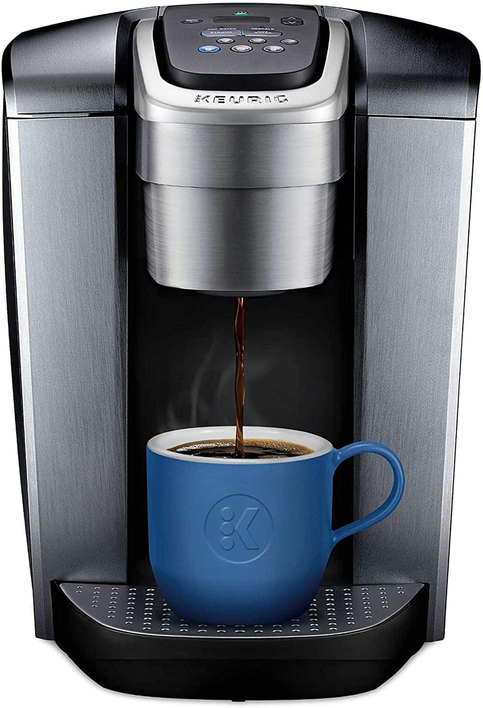 Keurig K-Elite Coffee Maker - Brushed Silver