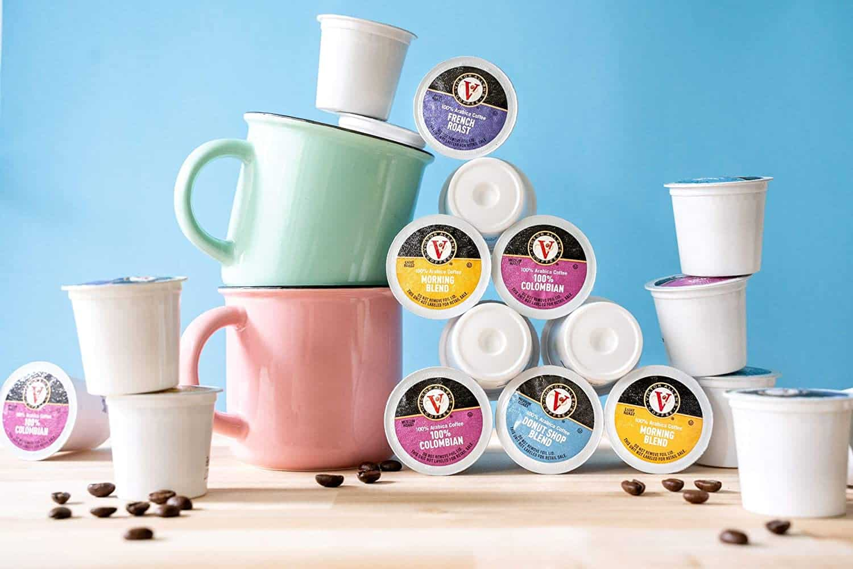 Mr Donut Morning Blend - Single Serve K-Cup Coffee Pods