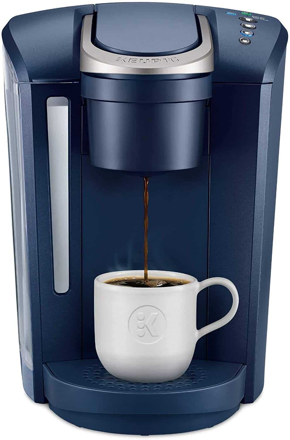 Navy K-Select Coffee Maker