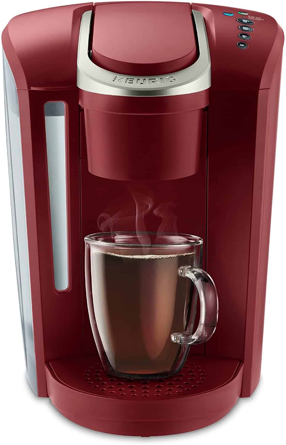 Red K-Select Coffee Maker