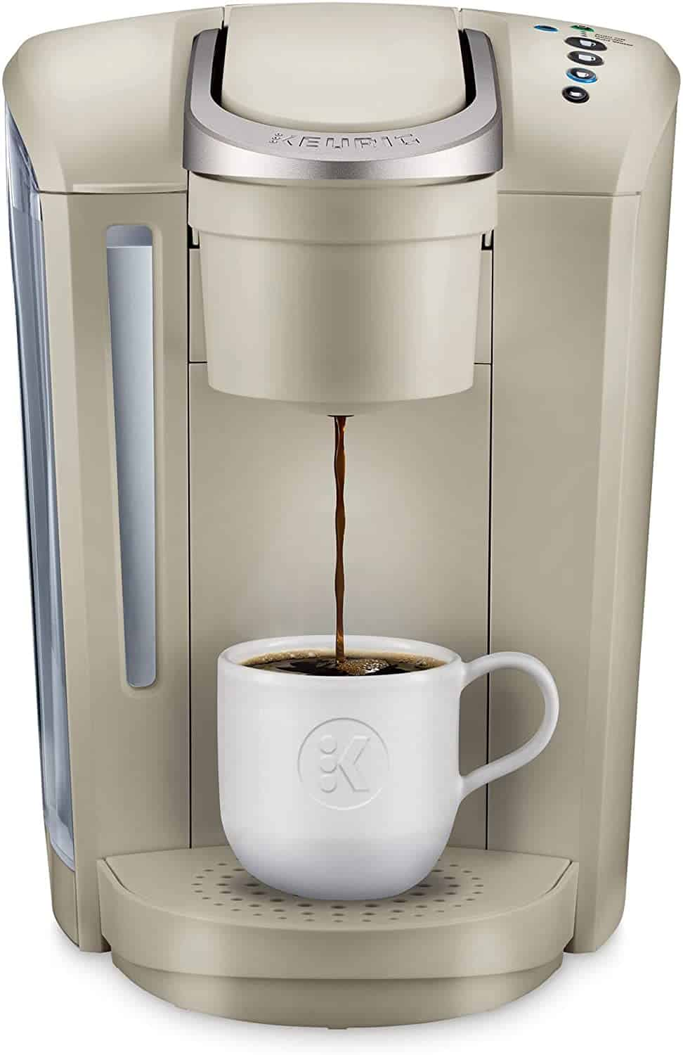 Sandstone K-Select Coffee Maker