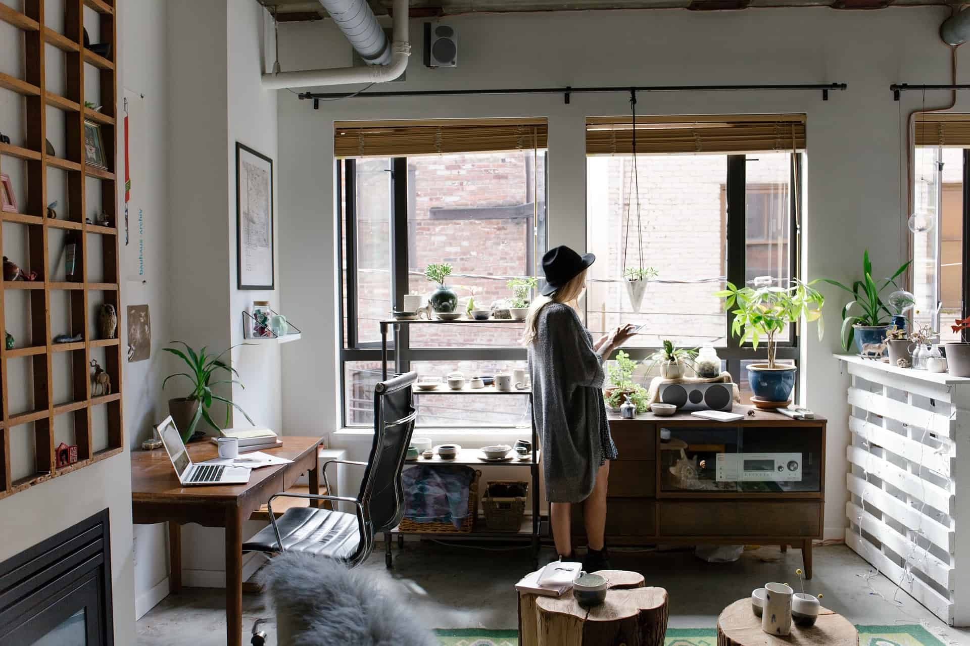 Creating Home Office Space